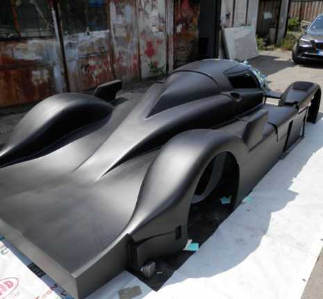 body kit black prime